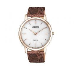 Orologio da uomo Ultrapiatto della collezione 0.45 di Citizen.