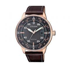 Orologio solo tempo da uomo, modello Aviator della O.F. Collection di Citizen.