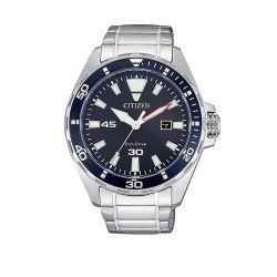 Orologio Citizen solo tempo da uomo, modello Marine Sport della collezione O.F. di Citizen.