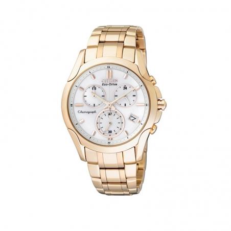 Orologio cronografo da polso per donna, della Lady Collection di Citizen.