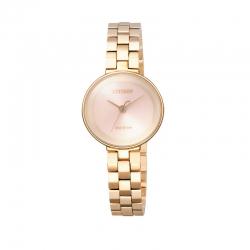 Ambiluna, orologio da polso solo tempo per donna, della Lady Collection di Citizen