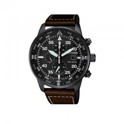 Orologio cronografo da uomo Crono Aviator di Citizen.