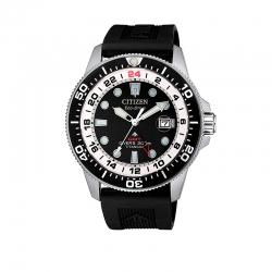 Orologio da uomo Diver`s professionale certificato ISO 6425 di Citizen. Movimento Eco Drive, cassa in Super Titanio.