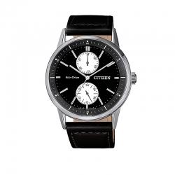 Orologio Metropolitan eco drive da uomo, multifunzione della collezione O.F. di Citizen.