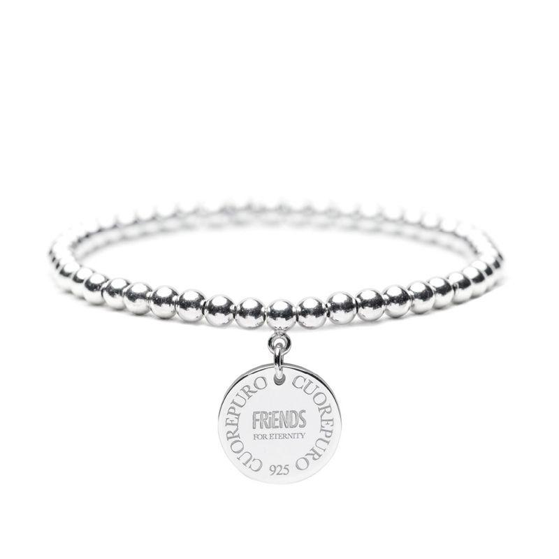 Cerchio della vita – Bracciale elastico Friends for Eternity