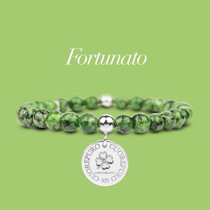 STONE – Linea Lucky – Bracciale Fortunato