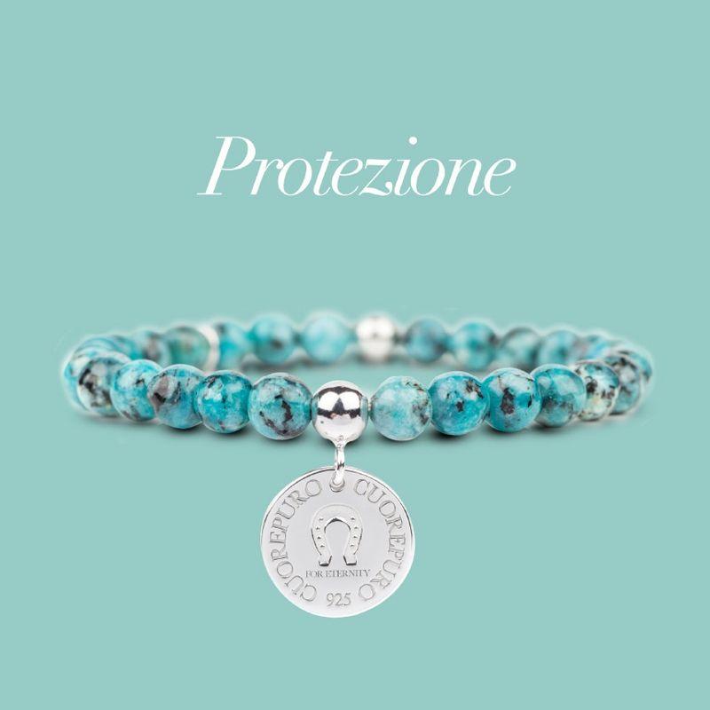 STONE – Linea Lucky – Bracciale Protezione