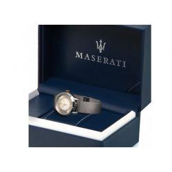 OROLOGIO EPOCA LADY - R8853118504 da donna, impermeabile, con datario, confezione originale Maserati.