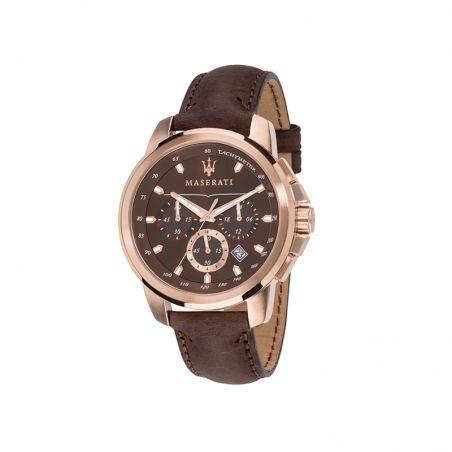 Orologio Cronografo Maserati Successo - R8871621004,  impermeabile, 2 anni di garanzia, confezione originale.