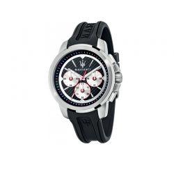 Orologio cronografo Maserati Sfida - R885112300, multifunzione, impermeabile, 2 anni di garanzia.