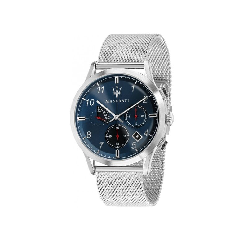 Orologio Cronografo Maserati Ricordo - R8873625003, impermeabile, 2 anni di garanzia, confezione originale Maserati.