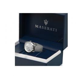 Orologio Maserati Collezione Epoca - R8853118012, impermeabile, con datario, 2 anni di garanzia Maserati e confezione originale.