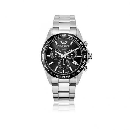 OROLOGIO PHILIP WATCH CARIBE, cronografo da uomo - R8273607002 - Philip Watch experience: Timeless, made in Swiss.