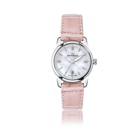 OROLOGIO PHILIP WATCH KENT - R8251178507 - Philip Watch experience Timeless, da donna, made in Swiss.