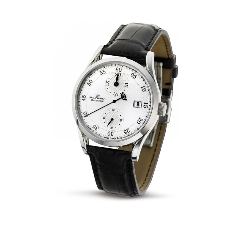 OROLOGIO PHILIP WATCH SUNRAY - R8221180015 - Philip Watch experience: Gold, da uomo, made in Swiss.