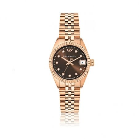 OROLOGIO PHILIP WATCH CARIBE - R8253597520 - Philip Watch experience: Timeless, da donna, Made in Swiss.