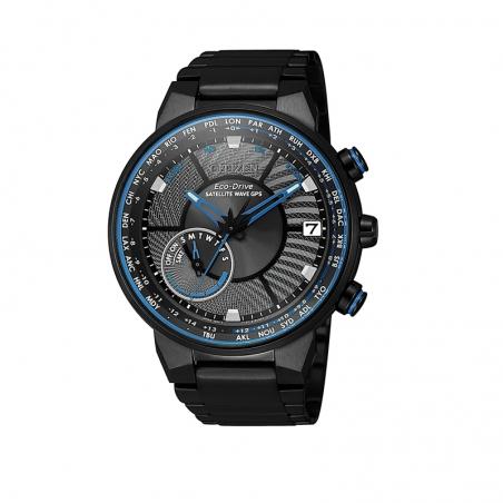 Orologio da uomo Citizen della collezione ECO-DRIVE SATELLITE WAVE GPS - Referenza: CC3078-81.