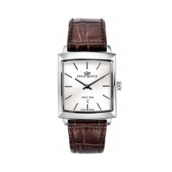 Orologio da uomo, Philip Watch experience: Elegance, made in Swiss.