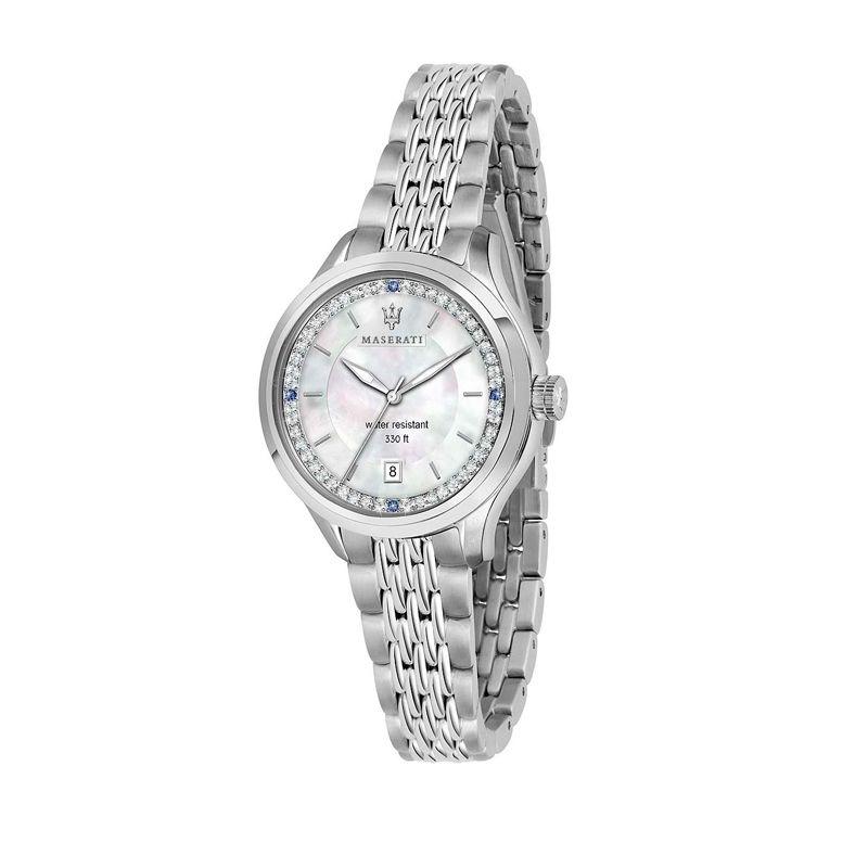 Orologio da donna Maserati, solo tempo della Collezione Traguardo.