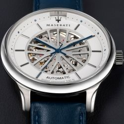 Orologio da uomo Maserati della Collezione Gentleman.