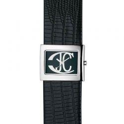 Orologio solo tempo da donna, della collezione Squared di Just Cavalli.