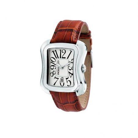 Orologio da polso unisex Morellato Master - SOE004, movimento al quarzo, bracciale in pelle.