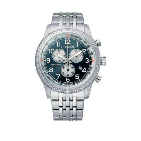 Orologio - Cronografo da uomo Citizen Crono Aviator.