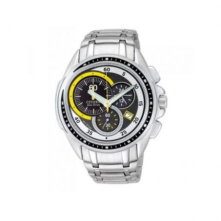 Orologio cronografo da uomo di Citizen. Movimento Eco-Drive.