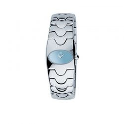 Orologio Breil da donna, della collezione Drop. Cassa in acciaio, cinturino in acciaio.